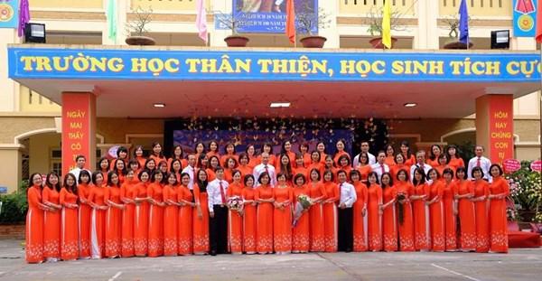 Tự hào truyền thống lịch sử của ngôi trường mang tên anh hùng Bế Văn Đàn