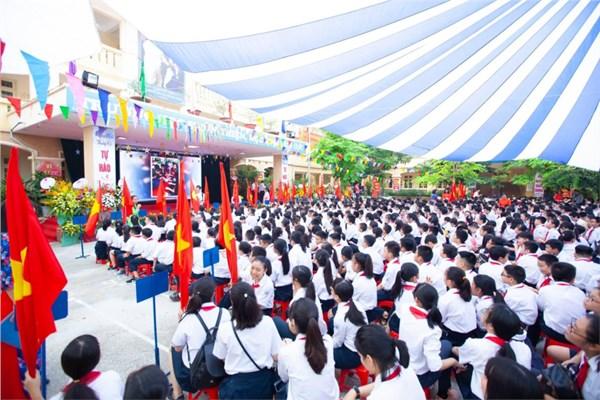 Mục tiêu giáo dục của trường THCS Bế Văn Đàn - Đống Đa