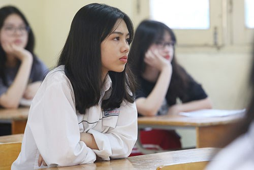 Thi lớp 10 THPT của Hà Nội năm 2019-2020 gồm 4 môn sẽ kết hợp tự luận và trắc nghiệm