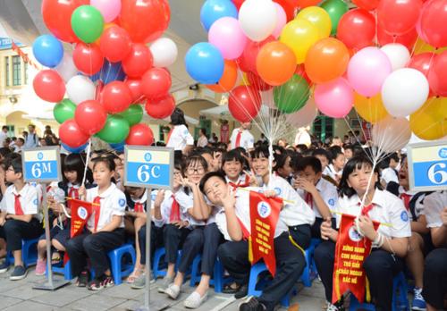 Hà Nội công bố phương thức tuyển sinh đầu cấp năm học 2019 - 2020.