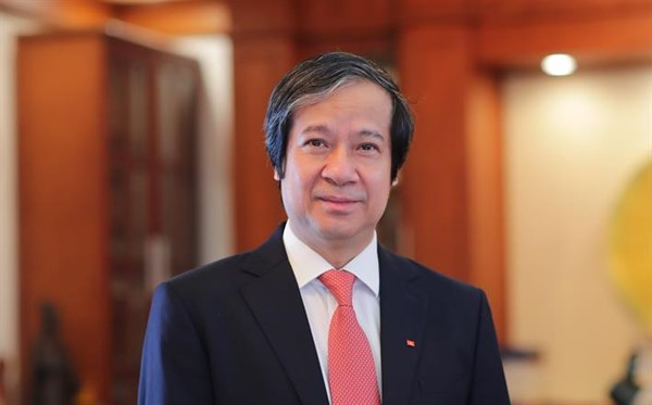 Tân Bộ trưởng Nguyễn Kim Sơn gửi thư cho giáo viên cả nước.
