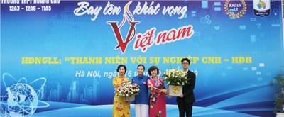 Bay lên khát vọng Việt Nam - Niềm tin gửi vào tuổi trẻ