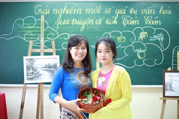 Tiết dạy cô giáo Nguyễn Thị Hồng Hạnh _Môn Ngữ văn