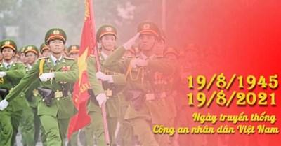 🇻🇳🇻🇳🇻🇳 chúc mừng 76 năm ngày truyền thống công an nhân dân việt nam🇻🇳🇻🇳🇻🇳 🌼🌼🌼🌼🌼19/8/1945-19/8/2021🌼🌼🌼🌼🌼