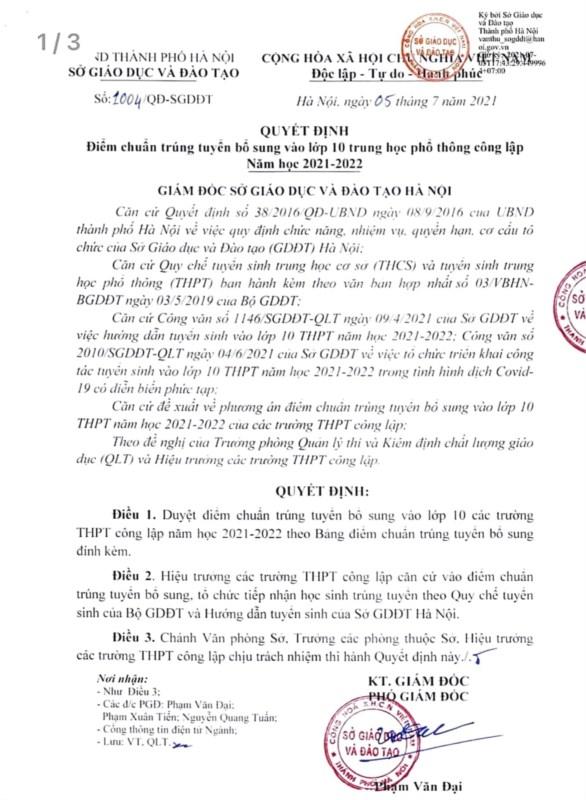 """<a href=""""/van-ban-cong-van/quyet-dinh-diem-chuan-trung-tuyen-bo-sung-vao-lop-10-thpt-cong-lap-nam-hoc-2021/ct/1783/10322"""">Quyết định điểm chuẩn trúng tuyển bổ sung vào lớp<span class=bacham>...</span></a>"""