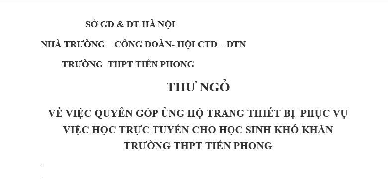 """<a href=""""/tin-tuc-su-kien/thu-ngo-ve-viec-quyen-gop-ung-ho-trang-thiet-bi-phuc-vu-viec-hoc-truc-tuyen-cho/ct/1606/10464"""">Thư ngỏ về việc quyên góp ủng hộ trang thiết<span class=bacham>...</span></a>"""